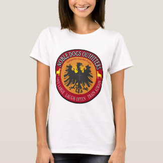 NobleDogs Outfitters logo JPG.jpg T-Shirt