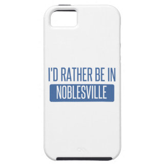 Noblesville iPhone 5 Cover