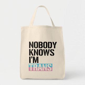 Nobody Knows I'm Trans - -