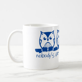 Nobody's Perfect Coffee Mug