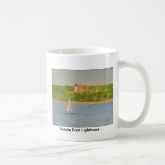 Nobska Point Lighthouse II Coffee Mug