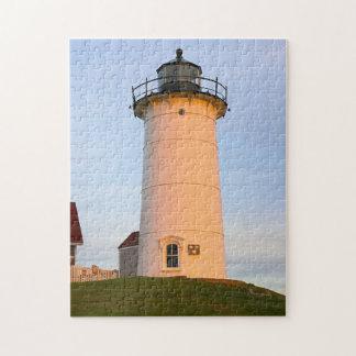 Nobska Point Lighthouse, Mass Jigsaw Puzzle