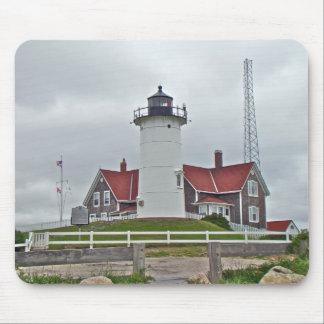 Nobska Point Lighthouse Series Mouse Pad