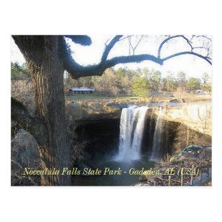 Noccalula Falls 1 Postcards