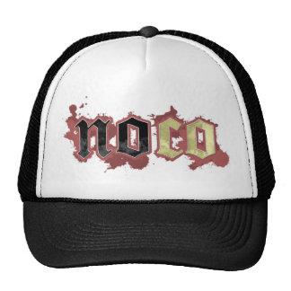 NoCo Trucker Hat - Style 2 Black
