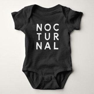 Nocturnal Baby Bodysuit