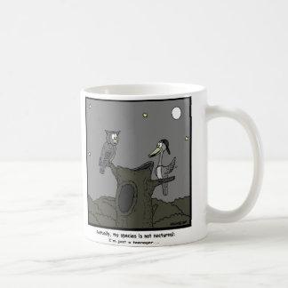 Nocturnal Coffee Mug