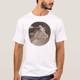 Nocturnal Cow T-Shirt