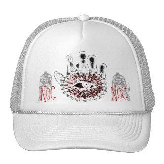 Nocturnal Minds eye dark knight Hat