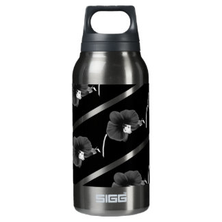 Nocturnal Orchid Insulated Water Bottle