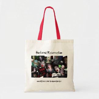 Nocturnal Resurrection - Noc Rez Montage- Zomb... Budget Tote Bag