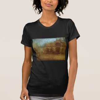 Nocturne: Blue and Gold - St Mark's, Venice T Shirt