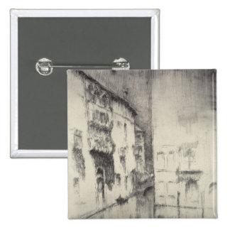 Nocturne: Palaces 15 Cm Square Badge