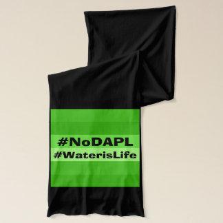 NoDAPL scarf
