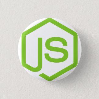 Node.js Button
