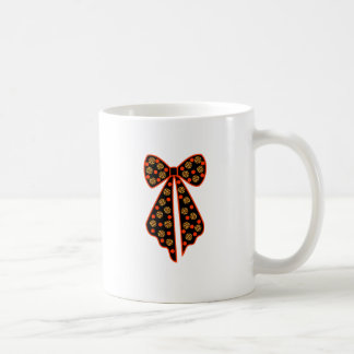 node with pea leopard coffee mug