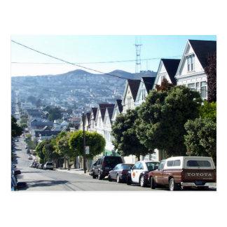 Noe Valley, San Francisco, CA Postcard