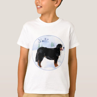 Noel Bernese Mountain Dog T-Shirt