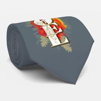 Noel Christmas/Hanukkah Greeting Tie