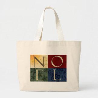 NOEL Christmas Shopping Gift Bag