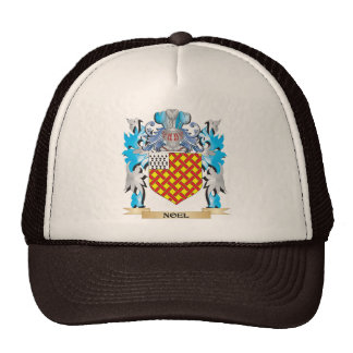 Noel Coat of Arms - Family Crest Hat