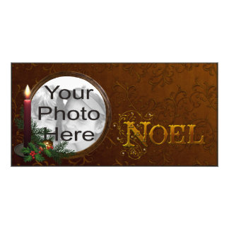 Noel Holiday Christmas Photocards Photo Card