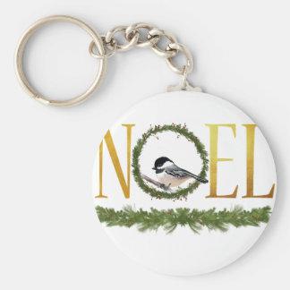 Noel Key Ring
