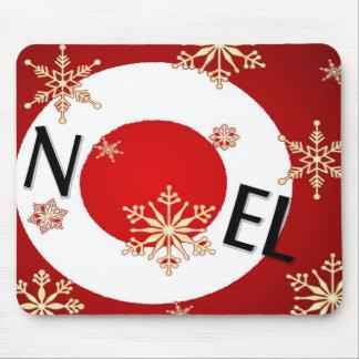 Noel Mouse Pad