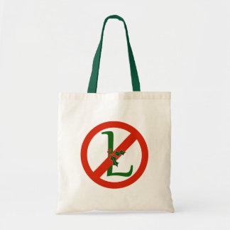 Noel No-L Fun Christmas Tote Bag