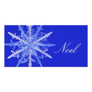 Noel Personalized Photo Card