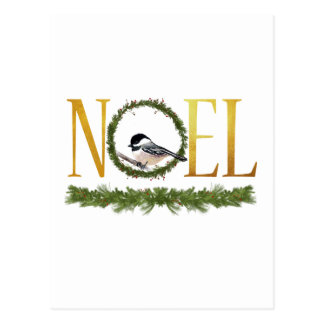 Noel Postcard