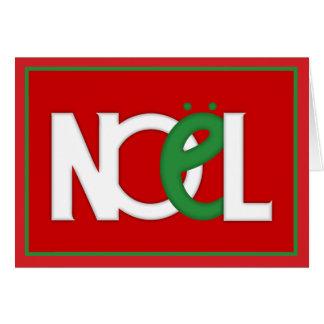 NOEL Red Card