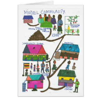 Noeline's Model Community Card