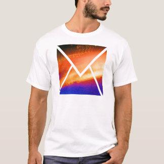 NOENTRY SNAILMAIL LEAF LOVELETTER T-Shirt