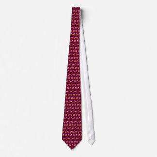 NOGARA Official Seal Tie (Maroon)