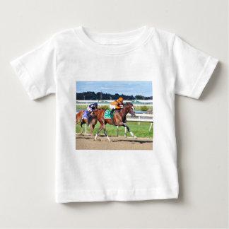 Noholdingback Bear - Gallant Bob Stakes Baby T-Shirt