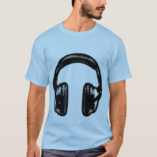 NOISEtrends Headphones Tee