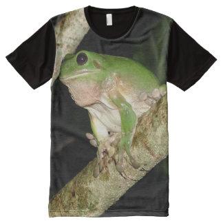 Noisy Critter All-Over Print T-Shirt