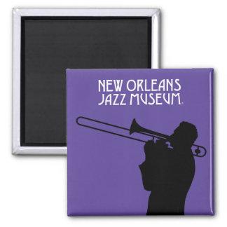 NOJM Trombone Magnet