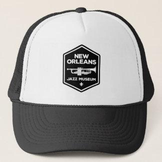 NOJM Trumpet Trucker Hat