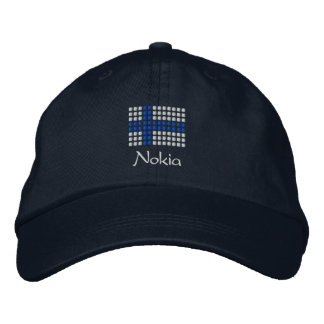 Nokia hattu - Finnish Flag Hat