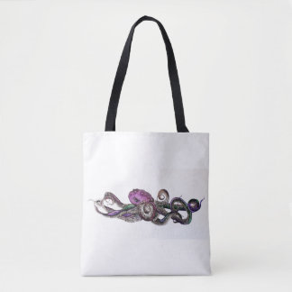 Nola All-Over-Print Tote Bag