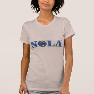 NOLA Coffee, Blue Tiles T-Shirt