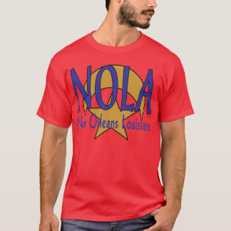 NOLA Crescent Moon T-Shirt