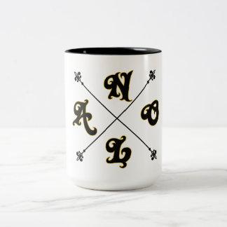 NOLA Cross Code Mug