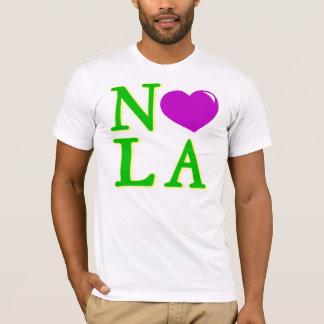 NOLA Heart T-Shirt
