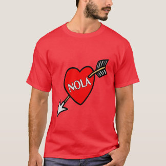 NOLa In My Heart T-Shirt