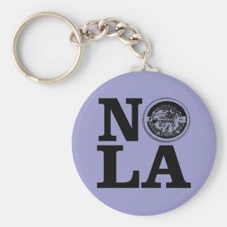 NOLa Keychain
