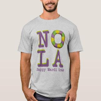 NOLA King Cake T-Shirt
