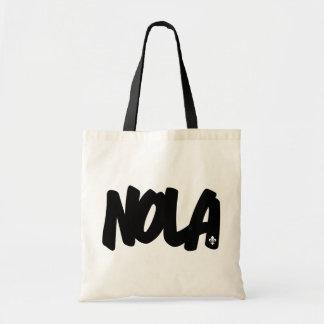 NOLA Letters Tote Bag